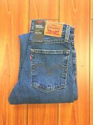 Leviand039s Nwt High Rise Wedgie Straigh Premium Blue Jeans Womenand039s Med Tone