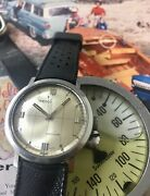 Divers And03960s Swiss Auto Medco Vacuum Vintage Watch Air Water And Condensation Proof