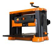 Pl1303 15-amp 13-inch Three-blade Benchtop Thickness Planer