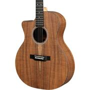 Martin X Series Special Gpc Koa Hpl Left-handed Acoustic Electric Guitar Natural