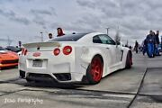 Boost Logic Gtr Full Exhaust 4andrdquo Mid Pipe / Downpipe Combo R35