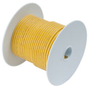Ancor Yellow 1/0 Awg Battery Cable - 100and039