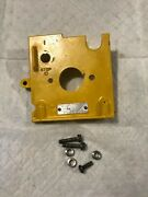 Used Mcculloch 605 610 650 655 3.7 Timber Bear Rear Cylinder Cover Plate Screws