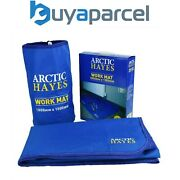 Arctic Hayes Tuyaterie Protection Travail Tapis Grand Anti- Slip 1800mm 1500mm