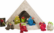 Table Decoration Display For Christmas Figures Hxwxd = 14 3/16x20 1/2x13 3/8in