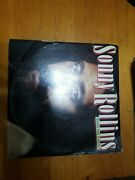 Sonny Rollins Taking Care Of Business 2-lps Prestige P24082 1978 Demo Ex/see Pic