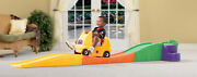 New Step2 Up And Down Roller Coaster - Kids Car In Home