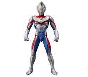 New Ultra-act Ultraman Dyna Flash Type Painted Action Figure Bandai Japan