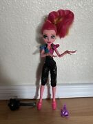 Monster High Doll Gigi Grant 13 Wishes Daughter Of Genie 4