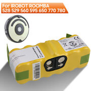 Replacement Battery For Irobot Roomba 500 600 700 800 Series Vacuum Cleaner 785