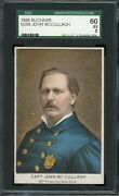 1888 Buchner N288 Police Inspectors And Captains And Fire Chiefs Mccullagh Sgc 5