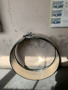 2002-2016 Mercedes G-class Spare Tire Ring Chrome Oem