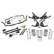 Umi Abf408-67-2-r 67 A-body Kit Stage 4 2 Inch Lowering Red