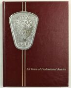 Ohio State Highway Patrol 1988 Police Department History Year Book