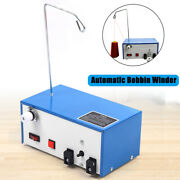Automatic Bobbin Winder For Sewing Electric Winding Machine Even Winding Us Sale