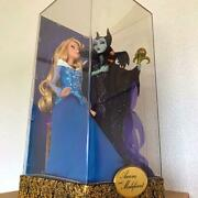 Disney Store Limited To 6000 Fairytale Designer Sleeping Beauty Maleficent Doll