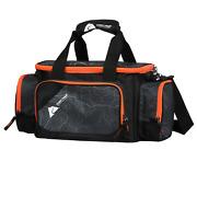 Ozark Trail 360 Fishing Tackle Bag With Tackle Boxes Black Great Gift Idea