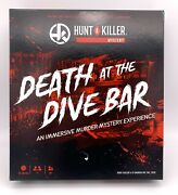 Hunt A Killer - Death At The Dive Bar Murder Mystery Game 2020