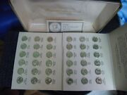 Franklin Mint Sterling Silver Ingot Collection