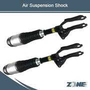 1 Pair Air Suspension Shock Absorber For Jeep Grand Cherokee 2016-2018 Front Landr
