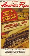 American Flyer Part One Fun And Thrills With S Guage Trains - Vhs