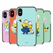 Minions Rise Of Gru2021 Easter 2021 Black Shockproof Bumper Case Iphone Phones