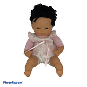 🍊 Corolle Doll Calin Yang Designed In France 2012 Rare Pink Outfit Mattel 12