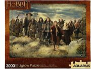 The Hobbit Giant 3000 Piece Jigsaw Puzzle 1150mm X 820mm Nm