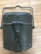 Wwii Swiss Army 2 Pieces Mess Kit Made In 1939 By Mewa