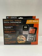 Maverick Wireless Meat + Barbeque Digital Thermometer Lw-377