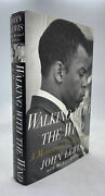 John Lewis / Walking With The Wind A Memoir Of The Movement Signed 1st Ed 1998