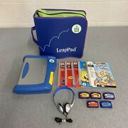 Leapfrog Leappad Plus Writing Learning System With 5 Books/games