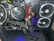 Cyberpowerpc Gaming Pc Slightly Used 30 Hours Gtx3060