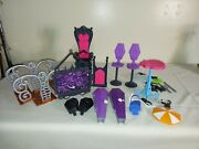 Monster High Deadluxe High School Playset Parts Only Replacement