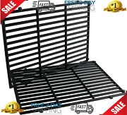 Cast Iron Grill Cooking Grates 2-pack 18.7 For Weber Genesis Ii Lx 300 66095