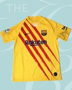 Fc Barcelona - Spanish Football League- Signed - Lionel Messi - 2020 - Jersey