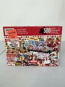 Vintage Kellogg's - Sweet Eatin' Favorites - Jigsaw Puzzle 500 Pieces Cereal New