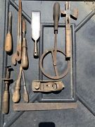 Lot Of Antique Tools - Wood Working Stanley