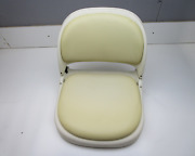 Attwood Marine 7012-101-4 Proform Folding Boat Seat With Padded Onserts