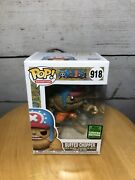 Funko Pop Anime One Piece Buff Chopper 918 In Hand Shared Exclusive