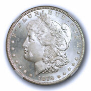 1878 1 7tf Rev Of 78 Morgan Dollar Ngc Ms 64 Uncirculated Reverse Of 1878 Wh...