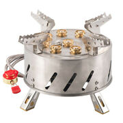 Portable High-power Stove Yard Bbq Outdoor Camping Tour Travel Camping Equipment
