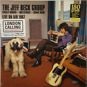 The Jeff Beck Group Live On Air 1967 180 Gram Sealed Lp