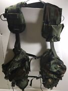 Us Army Reyes Industries Tactical Load Bearing Enhanced Vest Camouflage