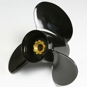 13-1/4 X 17 Pitch Propeller For 40-140 Hp Mercury Force Honda Outboards
