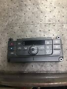 2011-2020 Town And Country Front Dash Heater Ac Temperature Controller Oem
