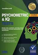 Psychometric And Iq Tests Sample Tests, Questions, And Help On How To Prepare…