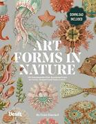 Art Forms In Nature By Ernst Haeckel 100 Downloadable High-resolution Prints…