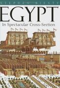 Egypt In Spectacular Cross-section By Ross Stewart Hardcover