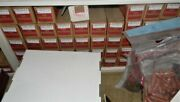 1959-1982 Unsearched Ryedale And Hand Sorted 5000 Copper Cents Pennies Cloth Bag